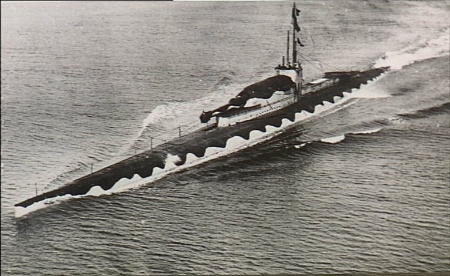 HMS_M1_from_air_port_bow
