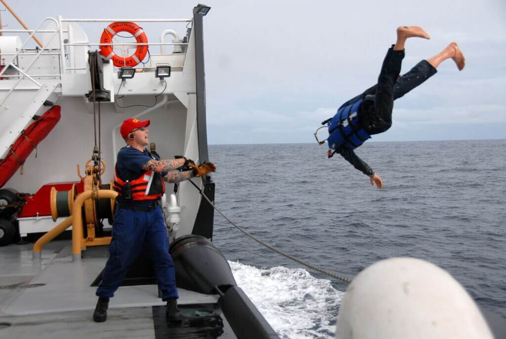 CGC_Hollyhock_man_overboard_drill-1